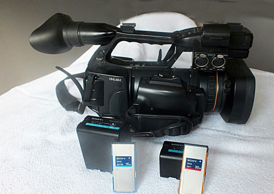 Annonce occasion, vente ou achat 'Camescope Sony PMW EX 1R'