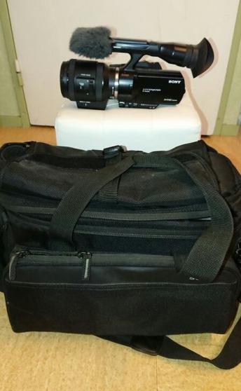 Annonce occasion, vente ou achat 'Camescope SONY NEX VG30 professionnel'