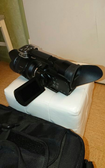 Camescope SONY NEX VG30 professionnel - Photo 2