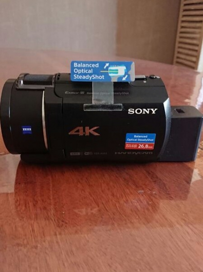 Annonce occasion, vente ou achat 'Caméscope Sony FDR-AX43 4K NEUF'