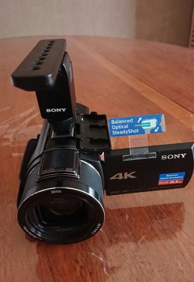 Caméscope Sony FDR-AX43 4K NEUF - Photo 2