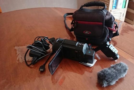 Caméscope Sony FDR-AX43 4K NEUF - Photo 3