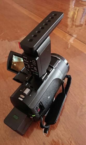 Caméscope Sony FDR-AX43 4K NEUF - Photo 4