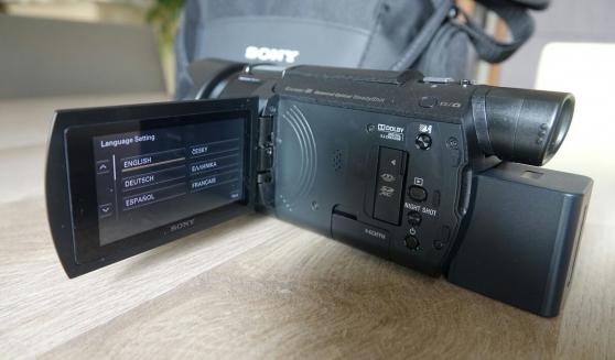 Annonce occasion, vente ou achat 'Camescope sony 4k'