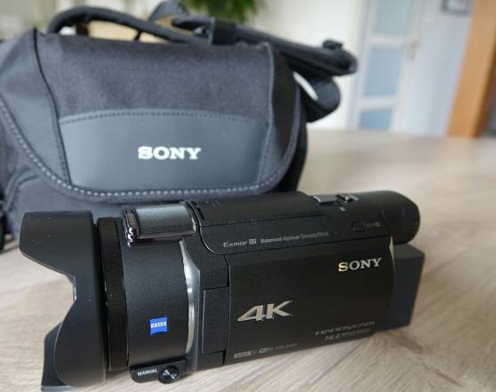 Camescope sony 4k - Photo 2