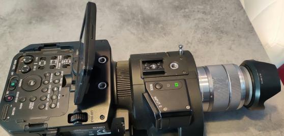 Annonce occasion, vente ou achat 'Sony FS700 4K cinéma'