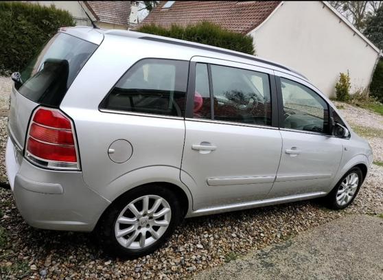 Opel Zafira année 2004