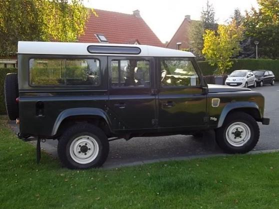 Land Rover Defender td5 s