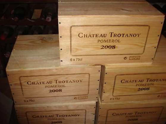 12 BT CHATEAU TROTANOY 2008! POMEROL96-1