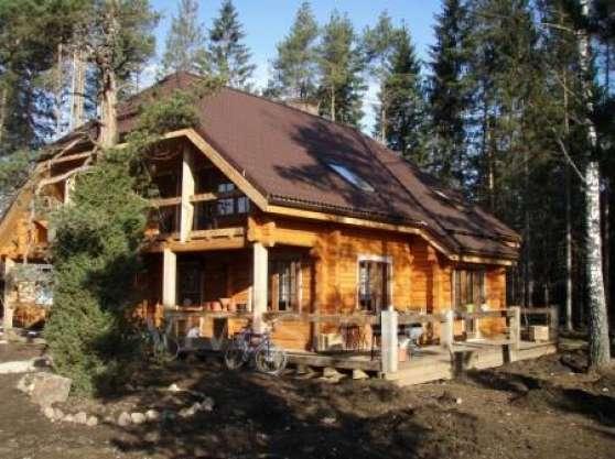 Chalet maison en bois sur mesure saverne immobilier a vendre maisons saverne reference - Chalet de jardin occasion a vendre ...