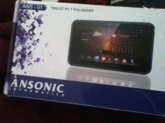 """tablette ansonic """"7"""" - Annonce gratuite marche.fr"""