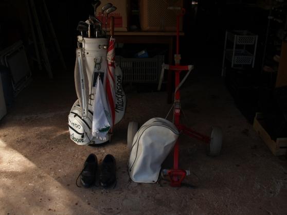 Annonce occasion, vente ou achat 'clubs de golf'