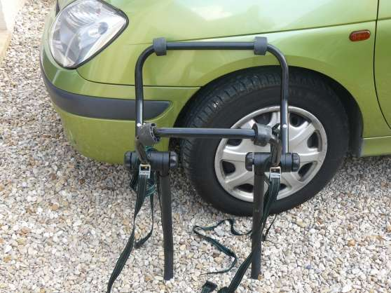Porte vélo pour voiture