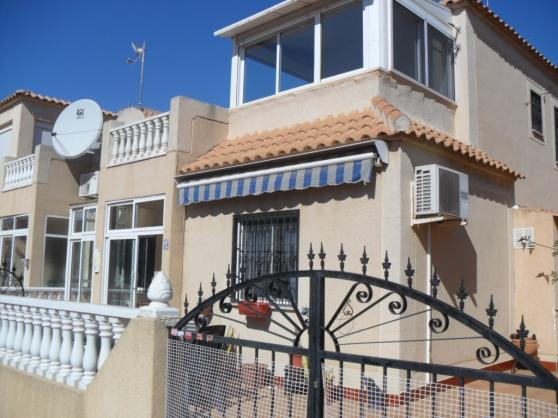 Annonce occasion, vente ou achat 'Loue maison à TORREVIEJA espagne'
