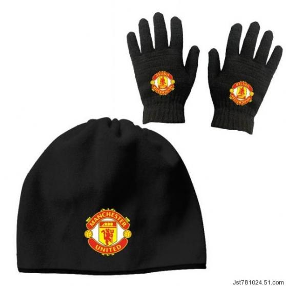 gants+ bonets polar football real madrid