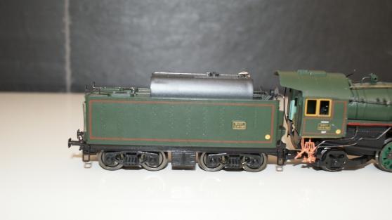 Locomotive à vapeur 141 R 1187