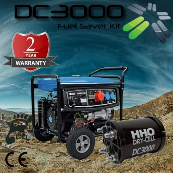 Kit Hydrogène DC3000C pour électrodene