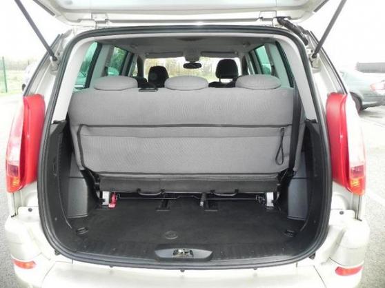 Peugeot 807 ph2 2 0 hdi 120 norwest 8pl auto peugeot for Interieur 807 8 places