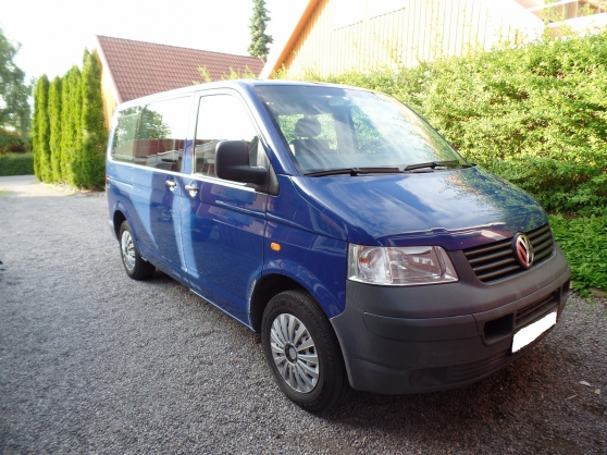 Volkswagen transporter 7 places auto volkswagen bourgoin - Location meuble bourgoin jallieu ...