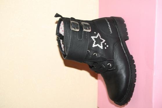 Annonce occasion, vente ou achat 'vend bottes fille'
