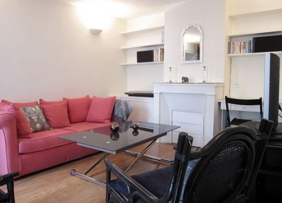 Annonce occasion, vente ou achat 'Appartement Deux pièces meublé Paris 9èm'