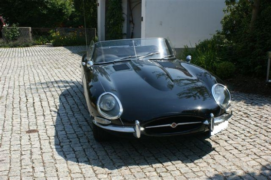 Jaguar E-Type Serie 1