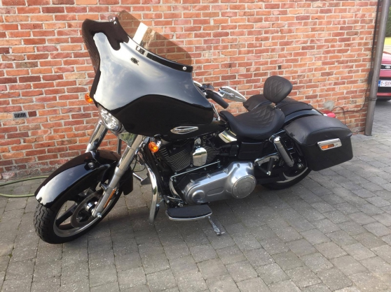 Annonce occasion, vente ou achat 'Harley Davidson Dyna FLD Switchback'