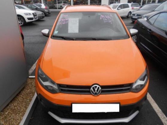 Volkswagen Polo v cross polo