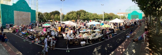 Vide-grenier 2018 du parc Mazon Biarritz - Photo 2