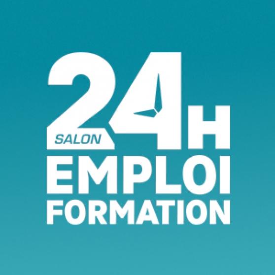 Petite Annonce : 24h pour l\'emploi et la formation - Après le succès de la première édition, la deuxième édition des 24