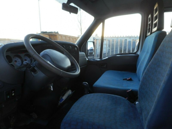 Camion benne Iveco Daily 50C13 double ca - Photo 4