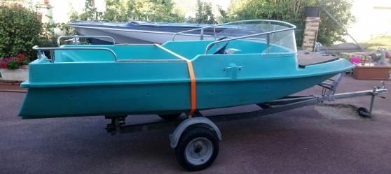 Barque Jeanneau