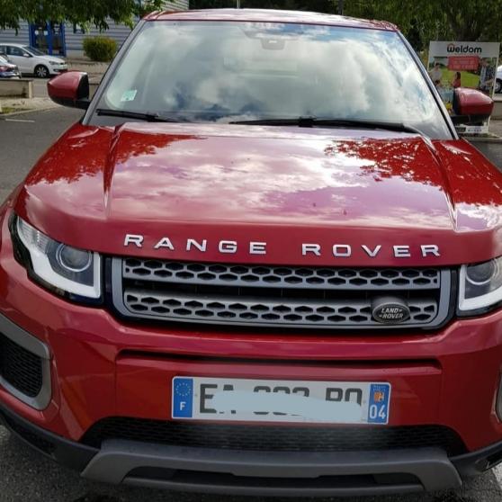 Range Rover Evoque faible kilométrage