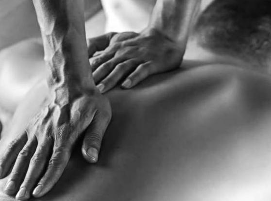 Massage pour homme par homme