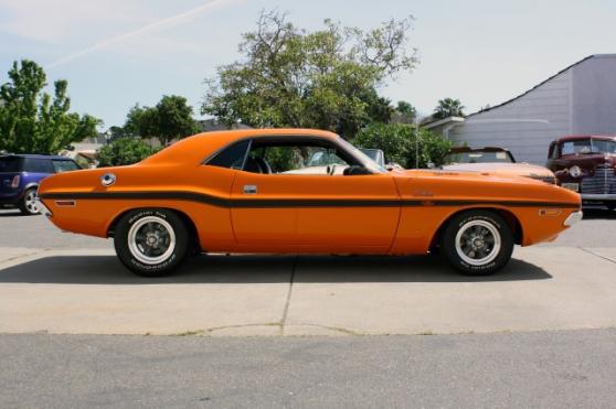 Annonce occasion, vente ou achat 'Dodge Challenger R / T 426/ 1970 HEMI'