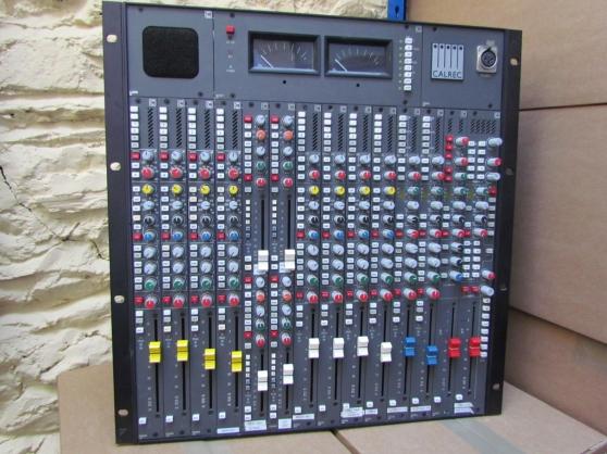 Annonce occasion, vente ou achat 'Calrec Mini Mixer MK2'