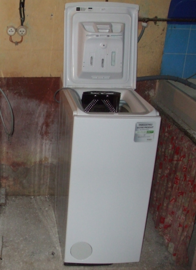 Annonce occasion, vente ou achat 'Lave linge WHIRLPOOL neuf'