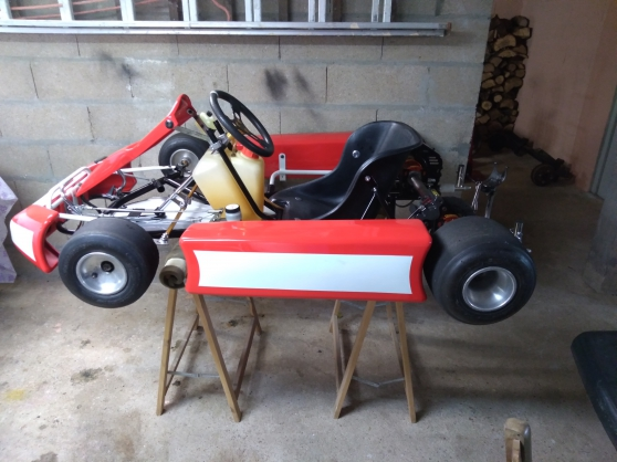 Annonce occasion, vente ou achat 'CHASSIE KART'