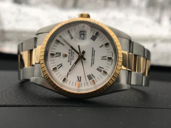 Rolex date 1988 - Photo 2