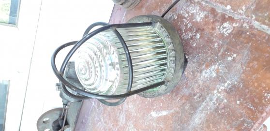 Lampe de coursive en laiton - Photo 3