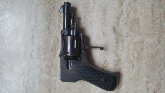Annonce occasion, vente ou achat 'Ancien pistolet'
