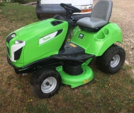 Annonce occasion, vente ou achat 'Tracteur tondeuse ( modèle Mt4112SZ)'