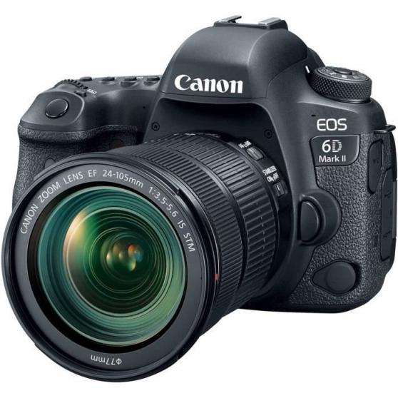 Canon EOS 6D Mark II Reflex numérique +