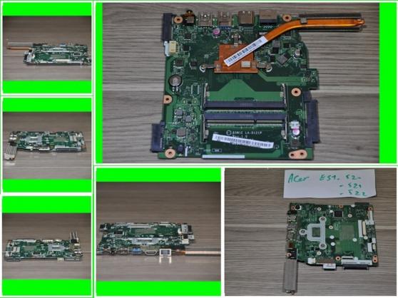 Annonce occasion, vente ou achat 'Carte mère Acer Aspire ES1-520'