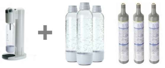 Annonce occasion, vente ou achat 'Kit extra Soda Quick blanc'