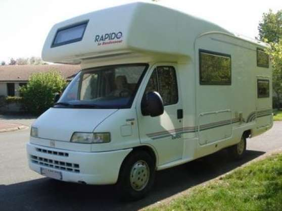 superbe fiat rapido 890f fiat ducato 12 annecy caravanes camping car camping car annecy. Black Bedroom Furniture Sets. Home Design Ideas