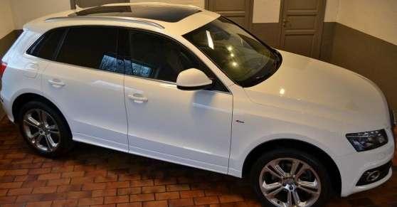 Audi Q5;Diesel;2009;99950