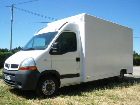 Renault master caisse polyfont grand vol avignon auto utilitaires avignon reference aut - Location camion angers ...