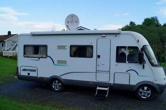 camping car hymer b654 1998 caravanes camping car. Black Bedroom Furniture Sets. Home Design Ideas