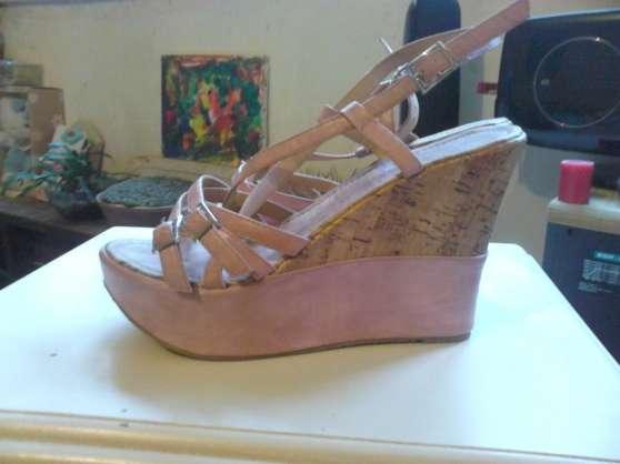 chaussures compensées 38